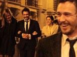James Franco in Rome