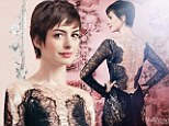'I really want to have a baby': Anne Hathaway opens up about wanting to start a family during glamorous photo shoot with five other top Hollywood actresses