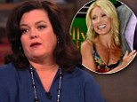 'She can hold a grudge but I have to let it go': Rosie O'Donnell on her simmering feud with Kelly Ripa