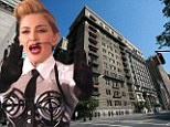 Down-sizing her property portfolio: Madonna puts her New York duplex up for sale for $23.5million