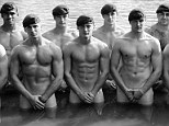 Hello, girls! Forget Sgt Brody, these cheeky Royal Marines, going commando for a steamy charity calender, will REALLY have you on the edge of your seat...