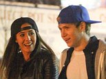 One Direction's Niall Horan has sparked rumours he and friend Amy Green are more than friends after looking cosy on night out