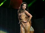 All about the culture difference: Cheryl Cole revealed she only used American dancers on her solo tour