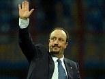 I'm free: Rafa Benitez has confirmed interest in Chelsea job