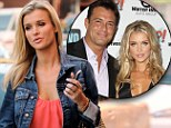 Break-up blues: Glum Joanna Krupa steps out without wearing her engagement ring after announcing her split from fiance Romain Zago