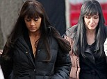 Haven't we seen you before? Catherine Zeta Jones morphs into Angelina Jolie as she films Red 2 in London