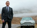 Daniel Craig passed his U.S. driving licence a month before the opening of Skyfall, the most successful 007 film of all time