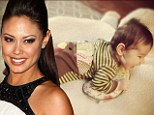 He's scrumptious! Vanessa Lachey dresses baby son Camden as Thanksgiving turkey