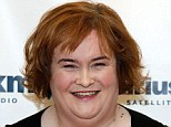 Fourth album in three years: Susan Boyle's new release, Standing Ovation, features songs including Somewhere Over The Rainbow, Memory, and You'll Never Walk Alone