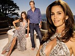 'I have the most beautiful wife in the world!' Cindy Crawford's husband gushes about his better half as they pose in romantic shoot