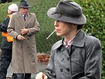 Get the trenchcoats ready: Filming is underway on the new series of Foyle's War ... five years after it was axed