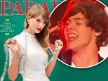 Sorry Harry! Taylor Swift reveals she is looking for a bad boy who is willing to change his ways