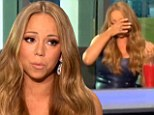'You make me cry!' Mariah Carey is reduced to tears in a new TV promo for American Idol after hearing a contestant sing