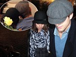 That's amore! Ashton Kutcher and Mila Kunis treat themselves to traditional Italian food in romantic Rome