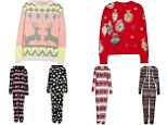 Jumper for joy! Spread Christmas cheer with these festive knits, whether you spend a jolly £15, an eye-watering £1000...or opt for a seasonal onesie or T-shirt instead