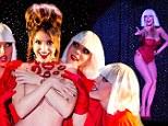 Kelly Brook cabaret