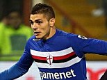 Wanted man: Icardi is being tracked by Spurs and Chelsea
