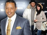 The battle is over! Terrence Howard finalises bitter divorce with Michelle Ghent