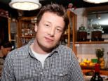 Done changing nappies: Jamie Oliver has revealed that he does not want anymore children