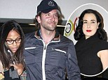 It must be getting serious! Zoe Saldana 'bonds with Bradley Cooper's mother as actor rejects Dita Von Teese's advances'