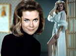 The dirty truth behind TV's most beloved witch: Tell-all book reveals details of Bewitched star Elizabeth Montgomery's 'other' life