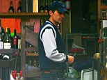 Olivier Martinez's early-morning liquor store visit... morning after fight with Halle Berry's ex Gabriel Aubry