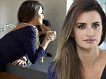 Causing a storm... in a coffee cup! Penelope Cruz follows in George Clooney's footsteps to promote Nespresso