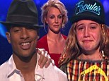 Bad night for Britney! Spears loses TWO acts as sobbing Beatrice Miller and 'boring' Arin Ray see their X Factor dreams end