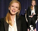Nicole Kidman attends The Paperboy Q&A at Harmony Gold Theatre in Los Angeles, California