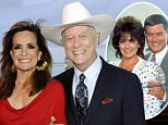 'The world was a brighter place because of Larry Hagman': Linda Gray pays tribute to her late 'best friend' and Dallas co-star