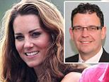The editor of the Irish Daily Star has resigned in the wake of the controversial publication of topless photographs of the Duchess of Cambridge