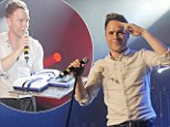 Olly Murs gets his fourth number one single with Troublemaker