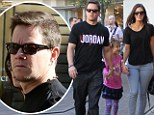 Spoiling his girls! Mark Wahlberg treated his wife Rhea Durham and daughter Ella Rae to a movie at The Grove in L.A.