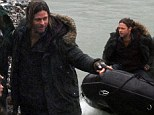 Brad Pitt accidentally gatecrashes one mother's charity fundraiser as he shoots scenes for new movie... but makes it all better with a 700 pound donation