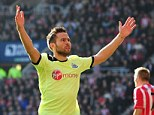 In Toon: Cabaye has undergone surgery in Paris