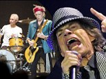 The Rolling Stones reunited for a celebratory concert in London on Sunday 50 years after they first formed