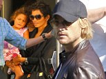 Halle Berry 'wants permanent protection order against ex Gabriel Aubry' after his brutal fight with new lover Olivier Martinez