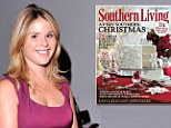 Jenna Bush at Southern Living
