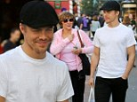 He's such a good boy! Dancing with the Stars pro Derek Hough takes his mother on shopping trip