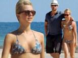 Someone skipped the pie! Julianne Hough flaunts her amazing bikini body on post Thanksgiving break with Ryan Seacrest