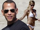 Alex Rodriguez's girlfriend Torrie Wilson parades her buff bikini body on family getaway to Mexico
