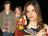 Putting on a brave face! Sophia Bush steps out in Hollywood with a mystery man after her show gets axed