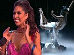 Girl power! Melissa Rycroft is frontrunner as she battles Shawn Johnson and Kelly Monaco in first ever all-female DWTS finale