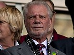 Warning: David Gold promised action will be taken by West Ham