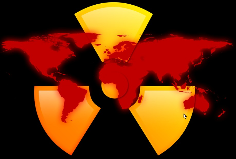 Japan nuclear radiation has spread around the globe.