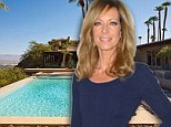 Money troubles? West Wing star Allison Janney's Palm Springs property on market for more than $2 million...after bank repossession