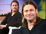 'Absolutely fair play!' Brad Pitt is a good sport as he laughs off spoofs of his cheesy Chanel ads