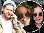 'Fabulous!': Sharon Osbourne tweeted an adorable picture of granddaughter Pearl wearing Ozzy Osbourne's signature sunglasses