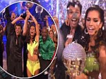 SPOILER ALERT! Melissa Rycroft and Tony Dovolani claim Mirror Ball trophy as they win first ever all-star season of Dancing with the Stars