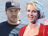 In trouble with the taxman! Britney Spears and Kevin Federline 'owe 37 grand in taxes'